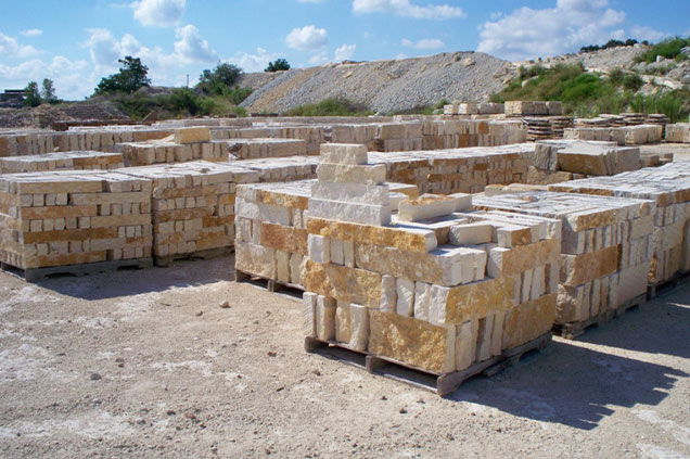 Natural Stone Texas Limestone Company Stone Products Inc